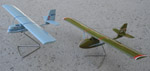 # antp800 Rare Antonov gliders IH-2 and IH-4