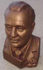 # sscp096 Founder of Cosmonautics S.Korolev bust