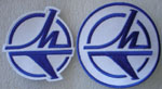 # avpatch079 Myasishchev OKB logo pilot patches
