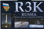 # vin099a Russian Space Center QTH:Korolev card