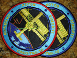 # spp086 Soyuz TMA-10 patches