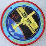 # oc098 Soyuz TMA-10 patches - Click Image to Close