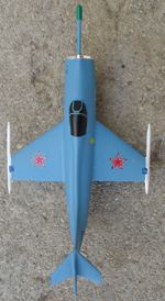 # zhopa026 VTOL fighter Yak-36