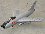# yp098 Yak-50 Interceptor