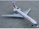 # tp090 Tu-154 Interflug 1/100