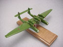 # tp100 ANT-22 twin-hulled flying boat 1/200 scale model