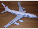 # ip087 Il-96-300 Ilyushin factory 1/100 model