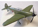 # ww100 Yak-3 fighter diecast model - Click Image to Close