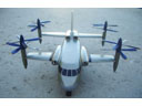 # ep070a Be-32 VTOL project