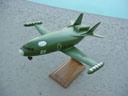 # xp140 M-12 VVP Myasishchev VTOL experimental aircraft model