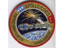 # aup116 Apollo-Soyuz Test Project patch signed by A.Leonov