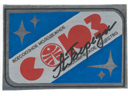 # vsi131 Soyuz association autographed decal