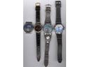 # un253 Commemorative wrist watches from Baikonur