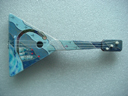 # un300 Sputnik handpainted Balalaikas - Click Image to Close