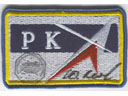 # fp065 RKA patch flown in Soyuz TMA-2/ISS-7 mission.