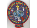 # fp085 STS-86 patch with MIR badge