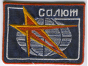 # fp078 Salyut crew patch flown with Alexandrov