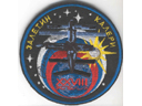 # fp092 MIR-28 patch of S.Zaletin flown with him on I