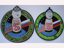 # fp063 Soyuz TMA-5 Original patches