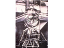 # iph502b Soviet Lunar Lander photo signed-notared by A.Leonov