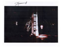 # iph500 N-1 Moon manned rocket photos signed by Leonov