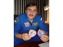 # ci275 Pavel Vinogradov and ISS-13 official patches - Click Image to Close