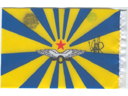 # ff199 ISS-4 expedition flown Russian Air Force flag