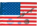 # ff150 ISS-3 expedition flown USA flag