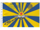 # ff151 Russian Air Force flag flown on STS-105/ISS/S