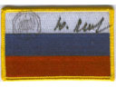 # ma301 Russian flag patch