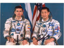 # ma231 Soyuz TMA-2 crew flown photo
