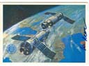 # ma607 A.Leonov, Automatic Coupling art card