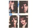 # ma299a The Beatles rock band cards flown on ISS
