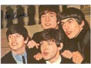 # ma299c ISS flown The Beatles cards