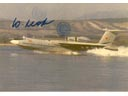 # ma371 A-40/BE-42 amphibian aircraft card