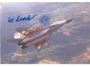 # ma376a Mig-29 fighter plane card