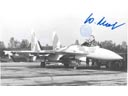 # ma386 Su-35 interceptor aircraft photo