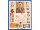 # ma256c Gagarin exhibits large card