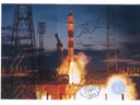 # gp923 Soyuz rocket start flown photo