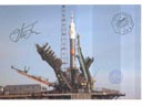 # gp924 Soyuz rocket flown photo - Click Image to Close