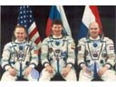 # gp600 Soyuz TMA-4 crew signed-flown photo - Click Image to Close