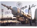# gp602 Soyuz Rocket flown photo