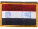 # gp503a Flown Holland flag patch