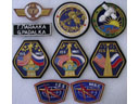 # gp250 Soyuz TMA-4/ISS-9 flown patches - Click Image to Close