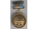 # avmed104 USSR-North Pole-USA 1937 flight award medal