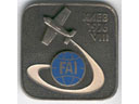 # avmed127 World`s Sports Aerobatic Championship pilot participant medal