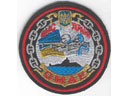 # avpatch182 Be-12 firebomber sea plane pilot patch