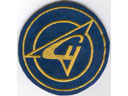# avpatch100 Sukhoi Design Bureau logo pilot patch