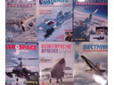 # amgzbrsh200 Soviet and Russian published aviation magazines