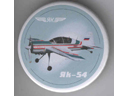 # yaksu320 Yak-54 sports aerobatic aircraft pin from Moscow 2001 airshow